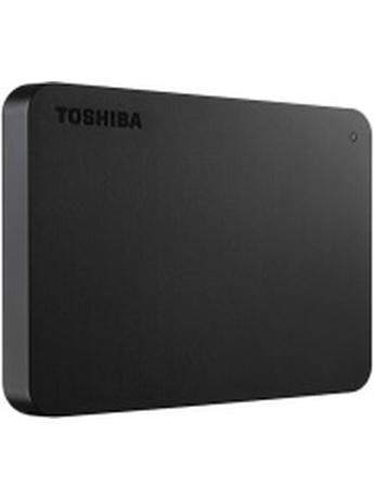 ΕΞΩΤΕΡΙΚΟΣ ΣΚΛΗΡΟΣ TOSHIBA HDTB410EK3AA CANVIO BASICS 1TB 2.5'' USB3.0 BLACK