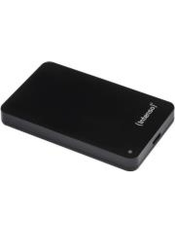 INTENSO 6021530 500GB MEMORY CASE 2.5'' USB 3.0 BLACK