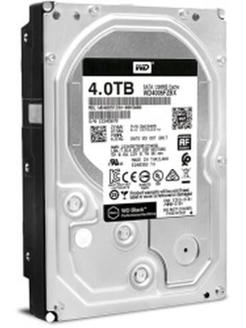 HDD WESTERN DIGITAL WD4005FZBX BLACK PERFORMANCE 4TB 3.5'' SATA 3.0