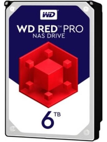 HDD WESTERN DIGITAL WD6003FFBX RED PRO NAS 6TB 3.5'' SATA 3.0