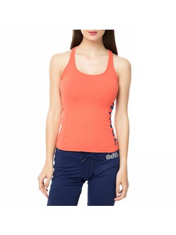 BODYTALK - Γυναικεία αμάνικη μπλούζα CONVINCEW πορτοκαλί
