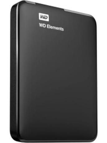 ΕΞΩΤΕΡΙΚΟΣ ΣΚΛΗΡΟΣ WESTERN DIGITAL WDBU6Y0040BBK ELEMENTS PORTABLE 4TB USB 3.0 BLACK