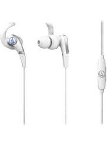 AUDIO TECHNICA ATH-CKX5IS SONICFUEL IN-EAR HEADPHONES WITH IN-LINE MIC & CONTROL