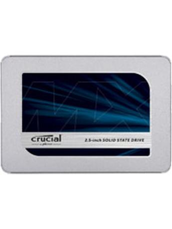 SSD CRUCIAL CT250MX500SSD1 MX500 250GB 2.5'' 7MM INTERNAL SATA3