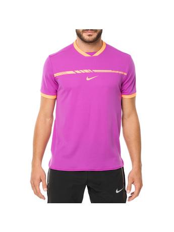 NIKE - Ανδρικό t-shirt για τέννις Nike Court AeroReact Rafa Challenger