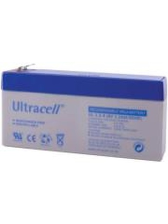 ULTRACELL UL3.2-8 8V/3.2AH REPLACEMENT BATTERY
