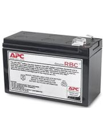 APC APCRBC110 REPLACEMENT BATTERY CARTRIDGE FOR BR550GI
