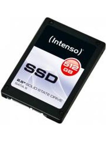 SSD INTENSO 3812450 TOP PERFORMANCE 512GB 2.5'' SATA3