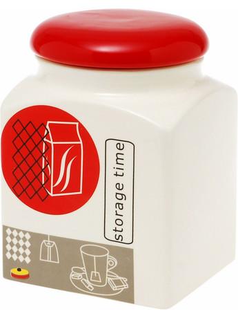Βάζο Κουζίνας Κεραμικό 15,5x22εκ. CHF53/743R - EVE - 4-CHF53/743R