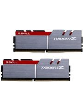 RAM G.SKILL F4-3200C16D-16GTZB 16GB (2X8GB) DDR4 3200MHZ TRIDENT Z DUAL CHANNEL