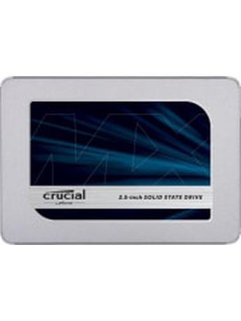 SSD CRUCIAL CT1000MX500SSD1 MX500 1TB 2.5'' 7MM INTERNAL SATA3