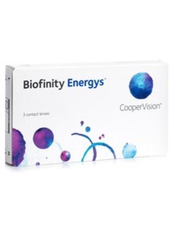 CooperVision Biofinity Energys (3 φακοί) Φακοί επαφής για ύπνο Μυωπίας Υπερμετρωπίας