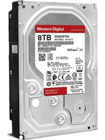 HDD WESTERN DIGITAL WD8003FFBX RED PRO 8TB SATA3