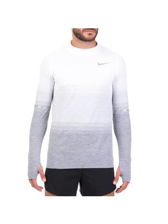 NIKE - Ανδρική αθλητική μακρυμάνικη μπλούζα Nike DF KNIT TOP LS