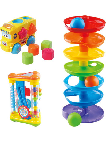 Playgo Baby Physical Challenge 3 in 1 (97066)