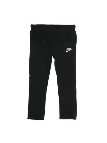 NIKE KIDS - Κοριτσίστικο παντελόνι φόρμας NIKE KIDS CLUB μαύρο