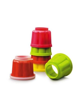 Φορμάκια Σετ 6τμχ Πλαστικά Veltihome 58590 - VELTIHOME - 58590