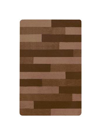 Πατάκι Μπάνιου (55x65) Spirella 05804.001 Plank Brown