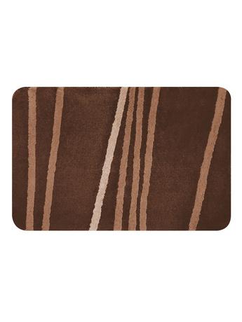 Πατάκι Μπάνιου (60x90) Spirella 05832.001 Quaranta Brown