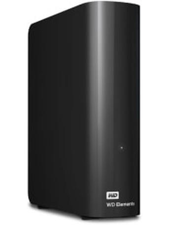ΕΞΩΤΕΡΙΚΟΣ ΣΚΛΗΡΟΣ WESTERN DIGITAL WDBWLG0060HBK ELEMENTS DESKTOP 6TB USB3.0 BLACK
