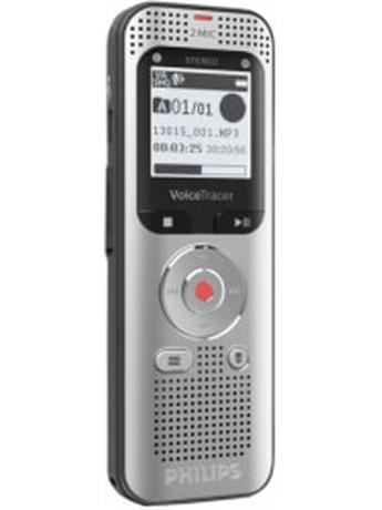 PHILIPS DVT2050 8GB VOICE TRACER AUDIO RECORDER