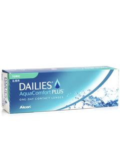 Alcon DAILIES AquaComfort Plus Toric (30 φακοί) Ημερήσιοι Μυωπίας Υπερμετρωπίας Αστιγματικοί