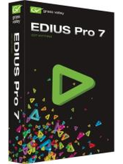 EDIUS PRO 7 EDUCATION RETAIL BOX