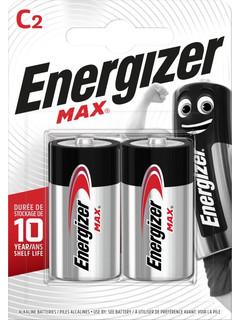 Energizer 2xC (4,99€)