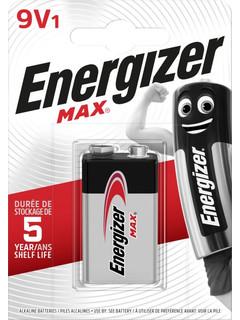 Energizer 1x9V (4,99€)