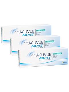 Johnson & Johnson 1 Day Acuvue Moist Multifocal (90 φακοί) Ημερήσιοι