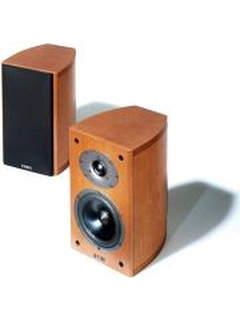 ACOUSTIC ENERGY AELITE 1 BOOKSHELF SPEAKERS SET RED CHERRY VENEER