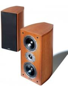 ACOUSTIC ENERGY AELITE 2 BOOKSHELF SPEAKERS SET RED CHERRY VENEER