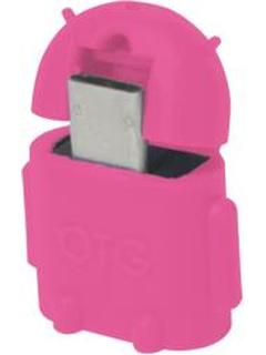 LOGILINK AA0065 MINI MICRO USB B/M TO USB A/F OTG ADAPTER