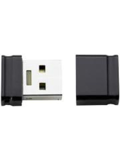 INTENSO 3500470 MICRO LINE 16GB USB 2.0 DRIVE BLACK