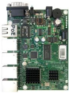MIKROTIK ROUTERBOARD RB450G 5X GIGABIT LAN PORTS OSL5