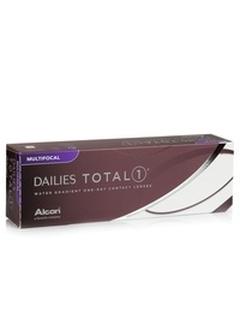 Alcon Dailies Total 1 Multifocal (30 φακοί) Ημερήσιοι Μυωπίας Υπερμετρωπίας Πολυεστιακοί