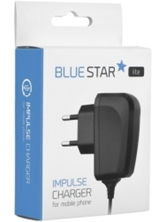 BLUE STAR LITE TRAVEL CHARGER MICRO USB UNIVERSAL 1A