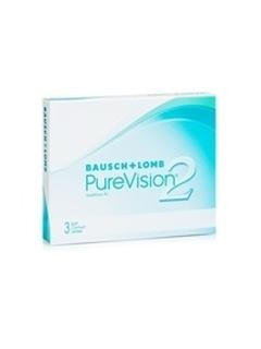 Bausch & Lomb PureVision 2 HD (3 φακοί) Φακοί επαφής για
