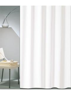 Κουρτίνα Μπάνιου (180x180) San Lorentzo Solid White