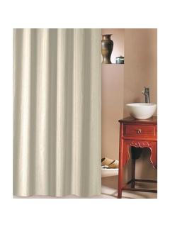 Κουρτίνα Μπάνιου (180x180) San Lorentzo Solid Beige